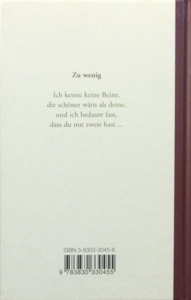 Gedicht erhardt heinz