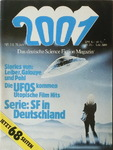 Karl B. Bockstahler - 2001 - Das deutsche Science Fiction Magazin 7/8 78 Juni: Vorn