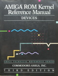 AMIGA ROM Kernel Reference Manual - Devices: Vorn