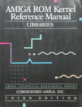 AMIGA ROM Kernel Reference Manual - Libraries: Vorn