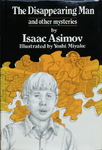 Isaac Asimov - The Disappearing Man and Other Mysteries: Umschlag vorn