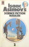 Birgit Reß-Bohusch - Isaac Asimov's Science Fiction Magazin 2. Folge: Vorn