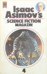 Birgit Reß-Bohusch - Isaac Asimov's Science Fiction Magazin 4. Folge: Vorn
