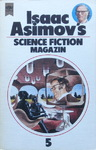 Birgit Reß-Bohusch - Isaac Asimov's Science Fiction Magazin 5. Folge: Vorn