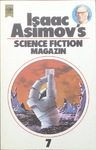 Birgit Reß-Bohusch - Isaac Asimov's Science Fiction Magazin 7. Folge: Vorn