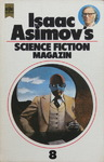 Birgit Reß-Bohusch - Isaac Asimov's Science Fiction Magazin 8. Folge: Vorn