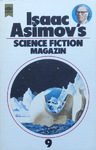 Birgit Reß-Bohusch - Isaac Asimov's Science Fiction Magazin 9. Folge: Vorn