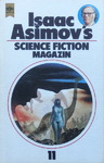 Birgit Reß-Bohusch - Isaac Asimov's Science Fiction Magazin 11. Folge: Vorn