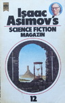 Birgit Reß-Bohusch - Isaac Asimov's Science Fiction Magazin 12. Folge: Vorn