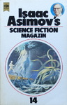 Birgit Reß-Bohusch - Isaac Asimov's Science Fiction Magazin 14. Folge: Vorn