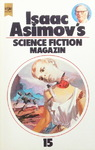 Friedel Wahren - Isaac Asimov's Science Fiction Magazin 15. Folge: Vorn