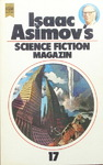 Friedel Wahren - Isaac Asimov's Science Fiction Magazin 17. Folge: Vorn