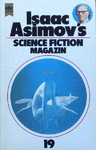 Friedel Wahren - Isaac Asimov's Science Fiction Magazin 19. Folge: Vorn