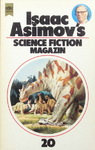 Friedel Wahren - Isaac Asimov's Science Fiction Magazin 20. Folge: Vorn