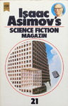 Friedel Wahren - Isaac Asimov's Science Fiction Magazin 21. Folge: Vorn