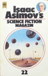 Friedel Wahren - Isaac Asimov's Science Fiction Magazin 22. Folge: Vorn