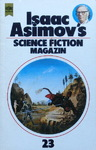 Friedel Wahren - Isaac Asimov's Science Fiction Magazin 23. Folge: Vorn