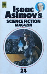 Friedel Wahren - Isaac Asimov's Science Fiction Magazin 24. Folge: Vorn