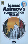 Friedel Wahren - Isaac Asimov's Science Fiction Magazin 25. Folge: Vorn