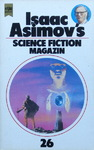 Friedel Wahren - Isaac Asimov's Science Fiction Magazin 26. Folge: Vorn