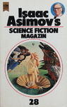 Friedel Wahren - Isaac Asimov's Science Fiction Magazin 28. Folge: Vorn