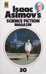 Friedel Wahren - Isaac Asimov's Science Fiction Magazin 30. Folge: Vorn
