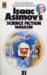 Friedel Wahren - Isaac Asimov's Science Fiction Magazin 31. Folge: Vorn