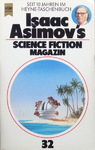 Friedel Wahren - Isaac Asimov's Science Fiction Magazin 32. Folge: Vorn