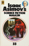 Friedel Wahren - Isaac Asimov's Science Fiction Magazin 33. Folge: Vorn