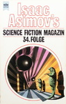 Friedel Wahren - Isaac Asimov's Science Fiction Magazin 34. Folge: Vorn