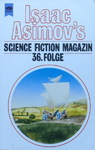 Friedel Wahren - Isaac Asimov's Science Fiction Magazin 36. Folge: Vorn