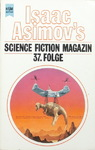Friedel Wahren - Isaac Asimov's Science Fiction Magazin 37. Folge: Vorn