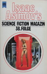 Friedel Wahren - Isaac Asimov's Science Fiction Magazin 38. Folge: Vorn