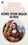 Friedel Wahren - Isaac Asimov's Science Fiction Magazin 39. Folge: Vorn