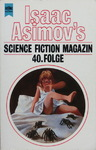 Friedel Wahren - Isaac Asimov's Science Fiction Magazin 40. Folge: Vorn