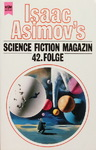 Friedel Wahren - Isaac Asimov's Science Fiction Magazin 42. Folge: Vorn