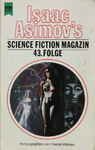 Friedel Wahren - Isaac Asimov's Science Fiction Magazin 43. Folge: Vorn