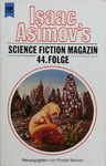 Friedel Wahren - Isaac Asimov's Science Fiction Magazin 44. Folge: Vorn