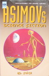 Friedel Wahren - Isaac Asimov's Science Fiction Magazin 49. Folge: Vorn