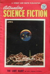 John W. Campbell Jr. - Astounding Science Fiction Vol IX, No. 4 (British Edition) April 1953: Vorn