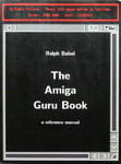 Ralph Babel - The Amiga Guru book - a reference manual: Vorn