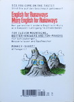 Heinz G. Heygen & Peter W. Küttner - English for Runaways - More English for Runaways: Hinten