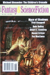 Gordon van Gelder - Fantasy & Science Fiction May/June 2012: Vorn