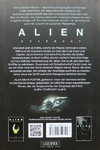 Alan Dean Foster - Alien Covenant Origins: Hinten