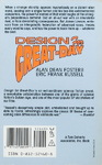 Alan Dean Foster & Eric Frank Russell - Design for Great-Day: Hinten