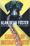 Alan Dean Foster - The Candle Of Distant Earth: Umschlag vorn