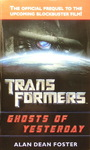 Alan Dean Foster - Transformers - Ghosts of Yesterday: Vorn