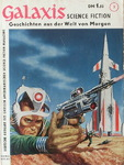 Lothar Heinecke - Galaxis Science Fiction 3: Vorn