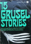 Robert Bloch - 15 Grusel Stories: Vorn