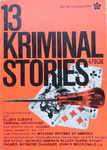 Ellery Queen - 13 Kriminal Stories - Ellery Queens Kriminal-Anthologie 4. Folge: Vorn